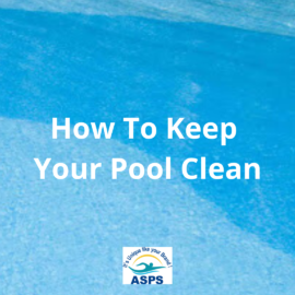 How to Keep Your Pool Clean: Swimming Pool Equipment List