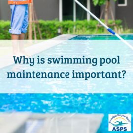 Why is Swimming Pool Maintenance Important?